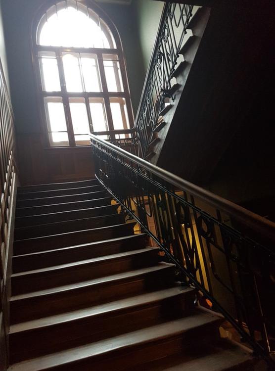 Foto: kāpnes