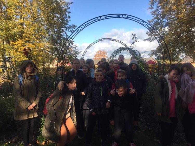 Foto: skolēni. Ekskursija uz Cēsīm