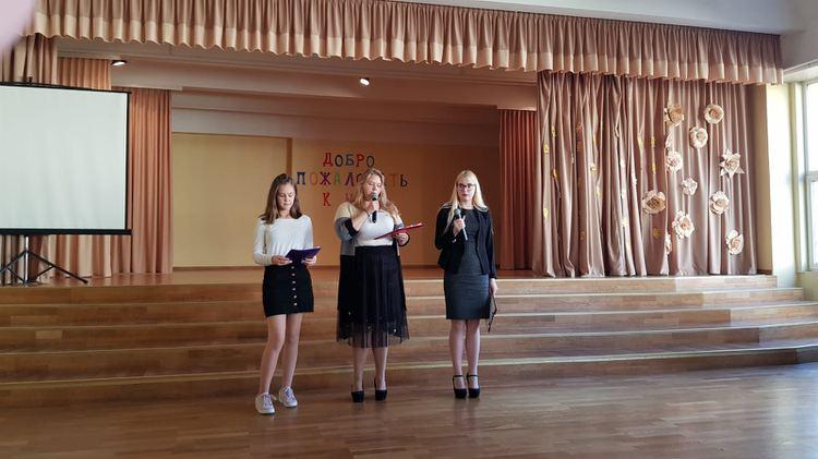 Foto: iesvētīšanas pasākums 10. klases skolēniem