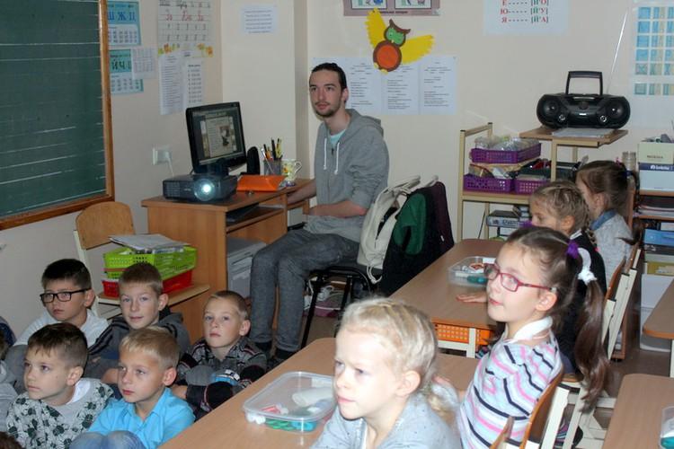 Foto: skolēni. Pašpārvaldes diena