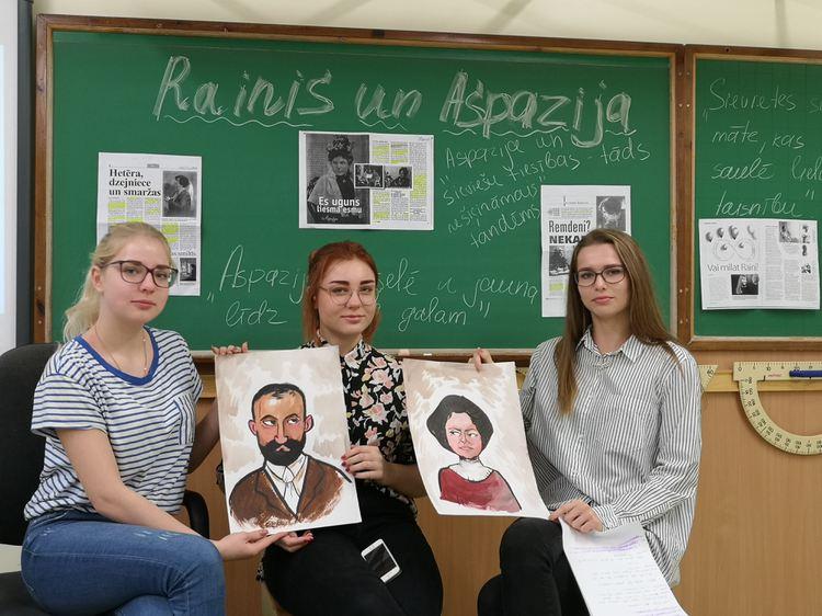 Foto: skolēni.