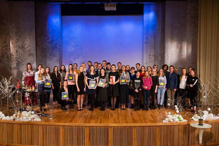Foto: Jauniešu gada balva
