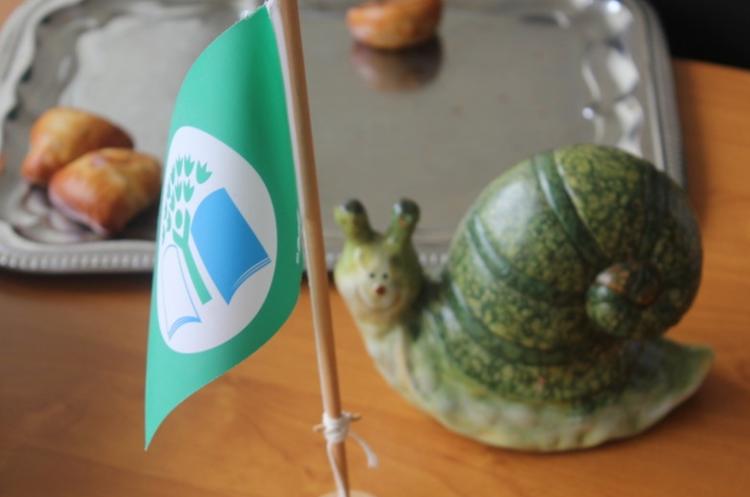 Logo: ekoskola