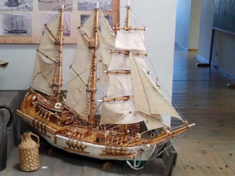 Foto: ekskursija uz Rojas Jūras zvejniecības muzeju