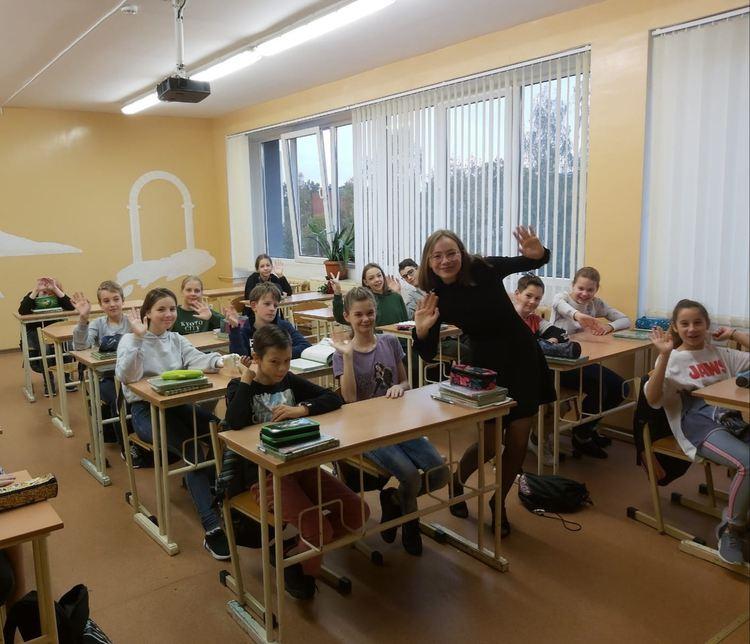 """Foto: Olaines 2. vidusskola. """"Skolotāju diena 2019"""""""