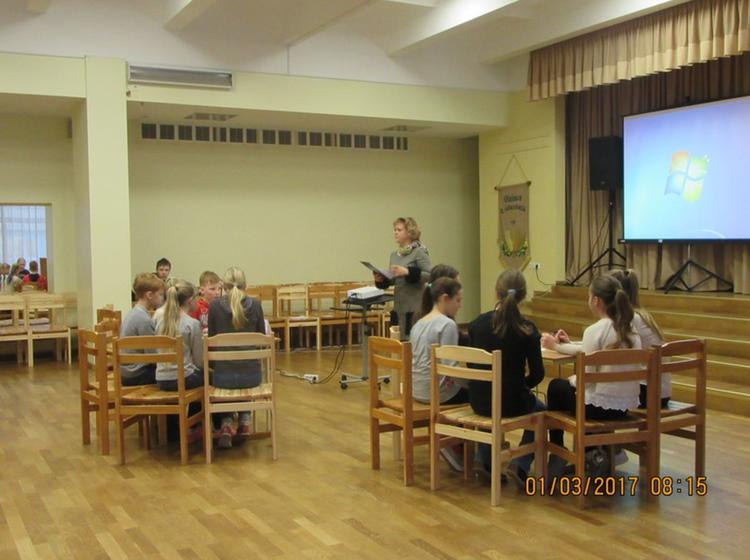 Foto: konkurss latviešu valodā