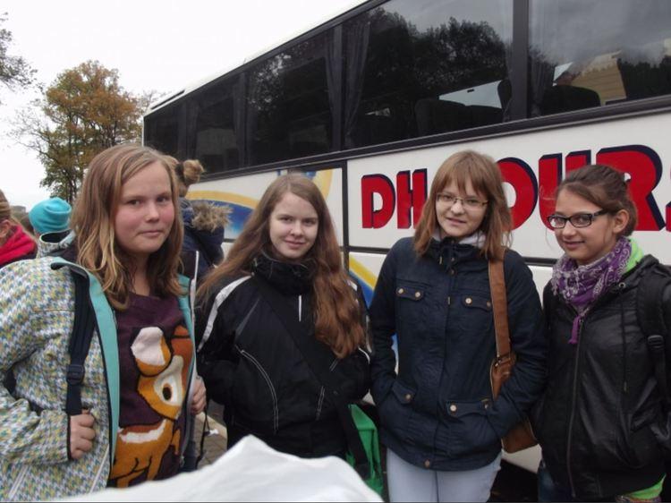 Foto: skolēni