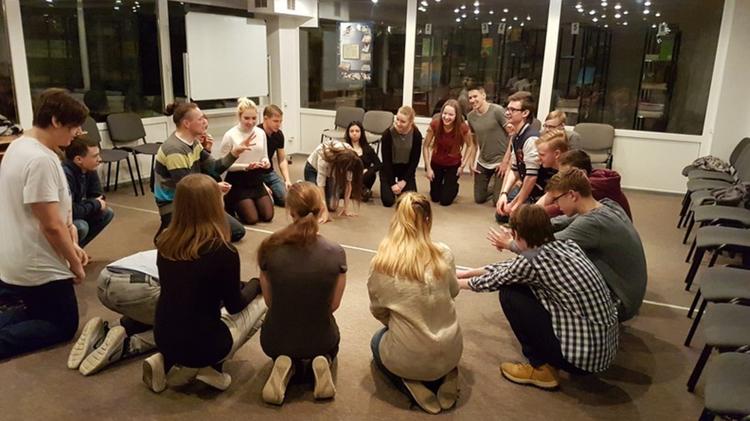 Foto: jauniešu integrācijas un līdzdalības sekmēšanas projekts