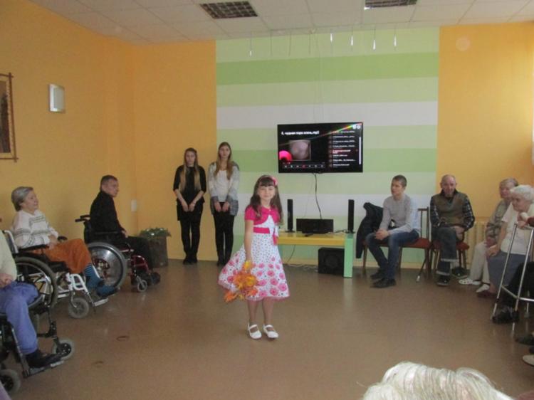 Foto: labdarības koncerts